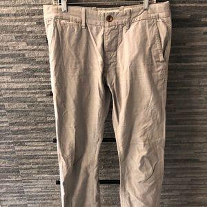 Men's Union 100% Cotton Pants